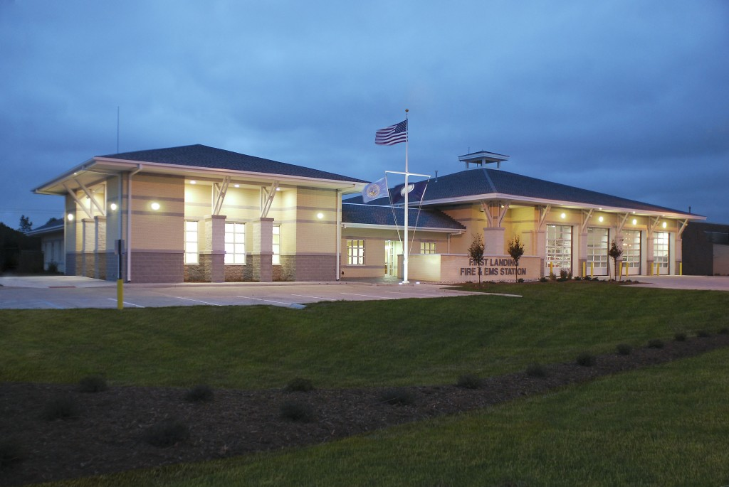 First Landing Fire & Rescue Station