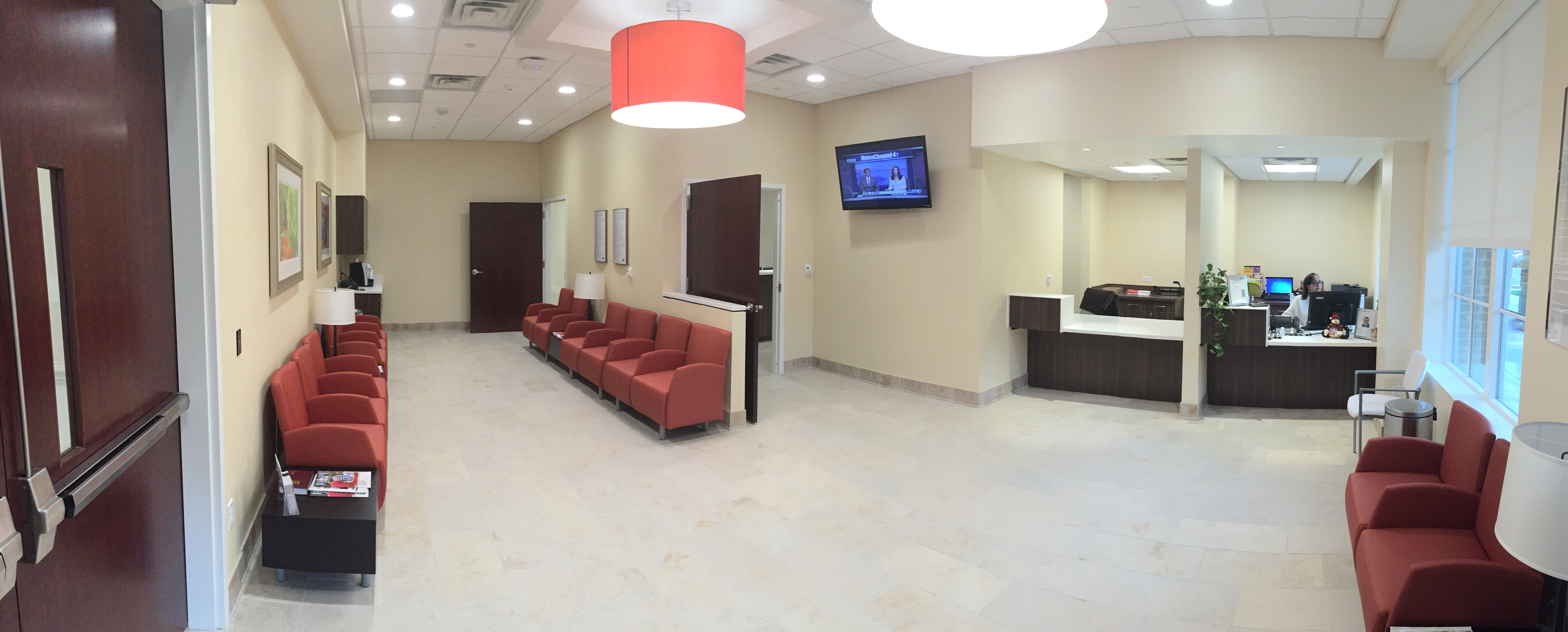 Depaul Medical Office Tenant Improvements Pg Harris