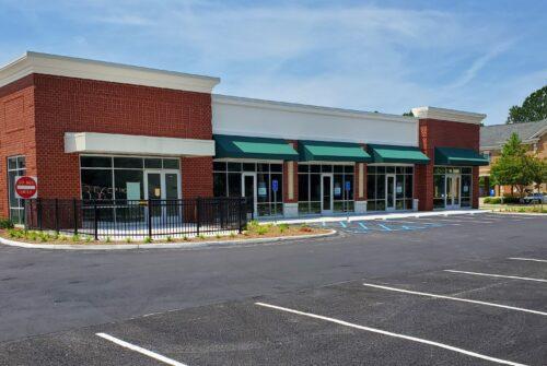 Starbucks & Retail Shell @ Bennett's Creek Shopping Center