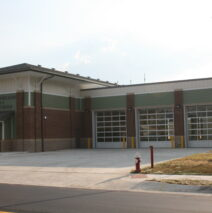 Chesapeake Beach Fire Station